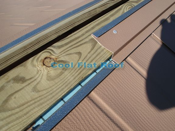Water-tight ridge vent system