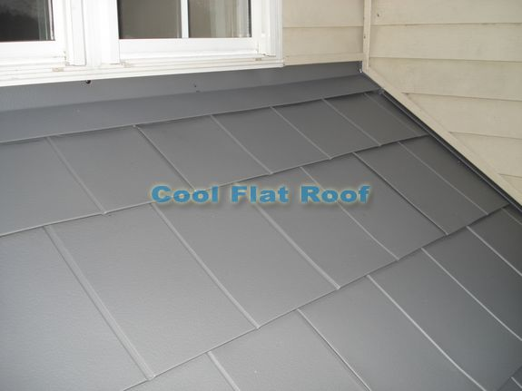 steel interlocking shingle