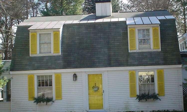 Standing Seam Metal Roof Installation In Wayland Ma