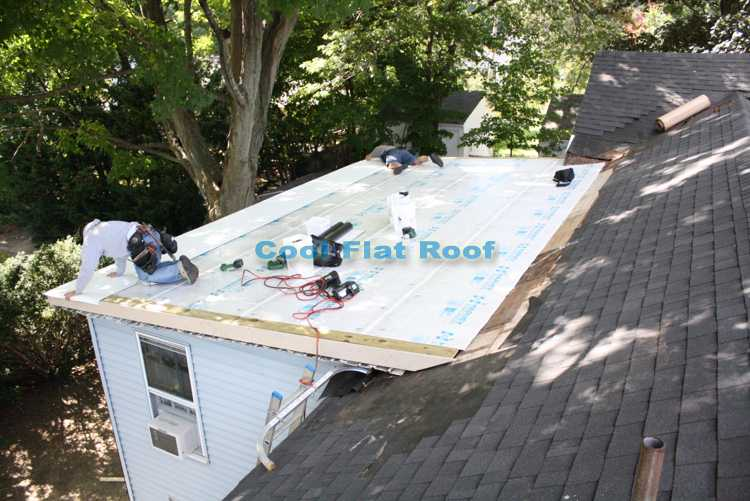 Roof Repair Cool Flat Roof Blog