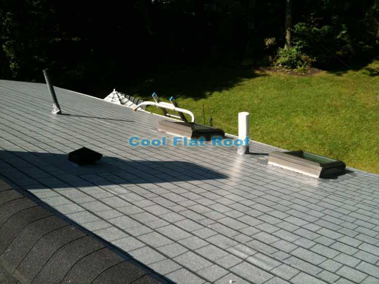 All skylights now have seamless 1-piece flashing welded to the roof, and the ridge vent is raised by an inch above the roof level to prevent wind driven water from penetrating the roof.