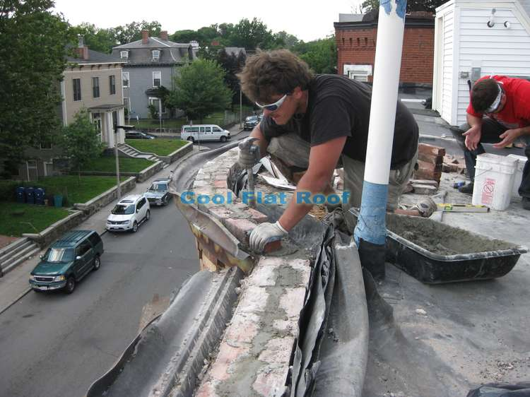 Rubber roofing Massachusetts
