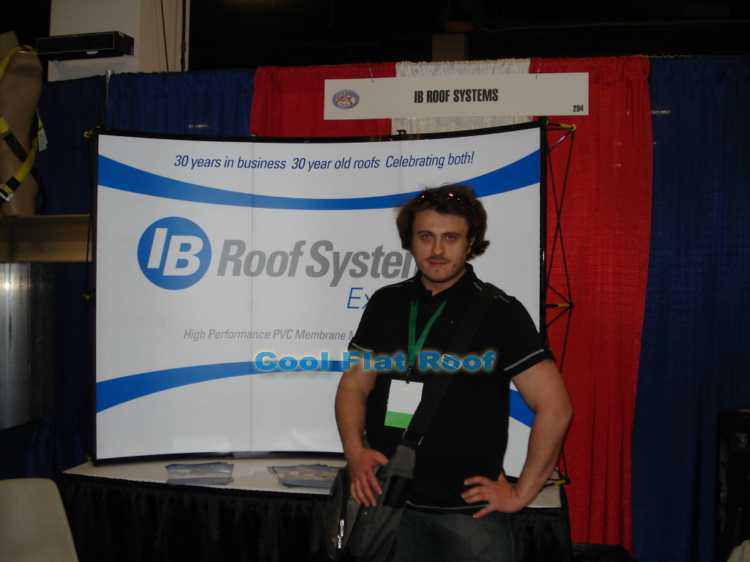 Boston MA a roofing convention