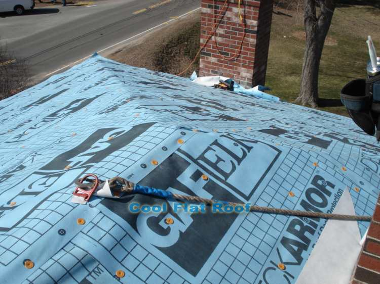 Underlayment Roof Amp Metal Roof Underlayment Insulation Sc