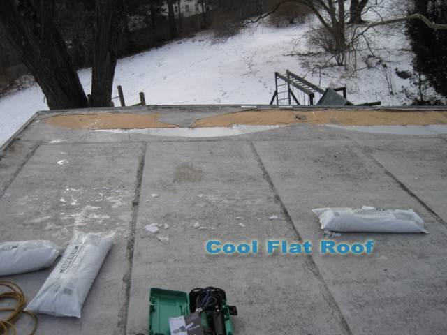 Pvc Roof Repair Trocal And Sarnafil Pvc Roofs Repaired
