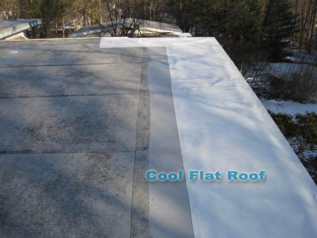 Pvc Roof Repair Trocal And Sarnafil Pvc Roofs Repaired