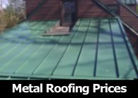 Metal Roofing Installation Prices in MA, CT & RI