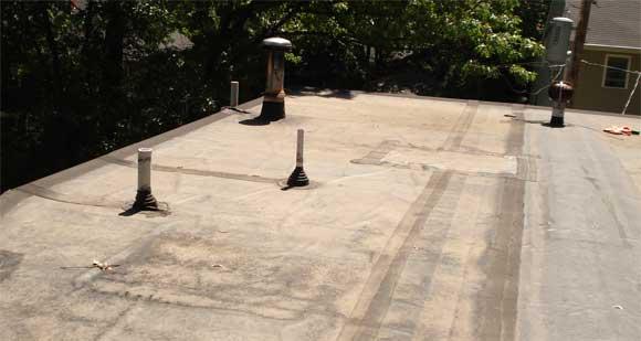 Flat Roof Repair Options Costs And Diy Repair Guides