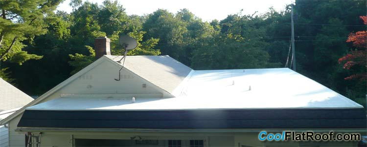 Cool Flat Roof | Flat Roofs And Metal Roofing Contractors