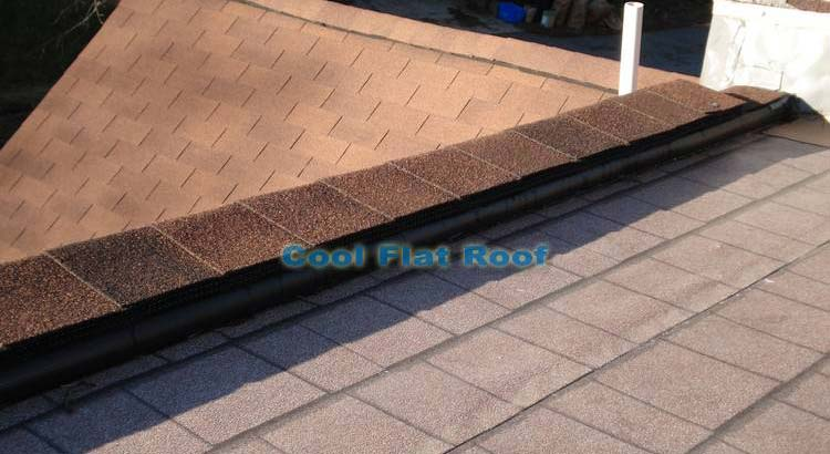 Residential Flat Roofing Forget About Your Roof Leaking