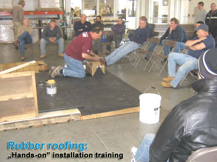 Rubber Roofing Epdm Pros And Cons Of Using Rubber Flat Roofs Cool Flat Roof