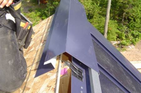 Image of Solar Metal Roof