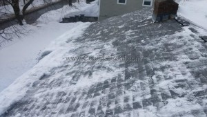 Roof Snow Removal In Ma Cool Flat Roof