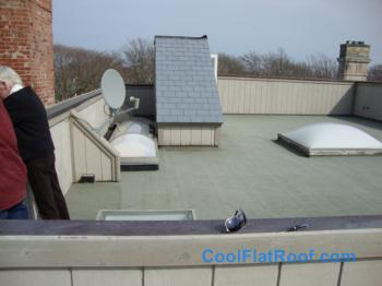 Ib Deck Shield Roof In Newport Ri