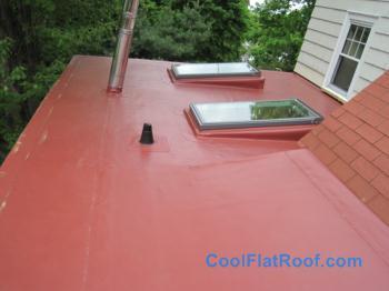 Flat Roof Quincy Ma