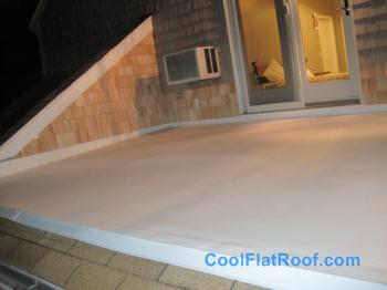 Residential Flat Roof Warren Ri
