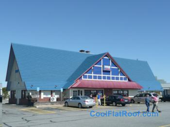 Ihop Restaurant Metal Roof In Hyannis Ma