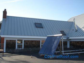 Standing Seam Metal Roof Ipswich Ma