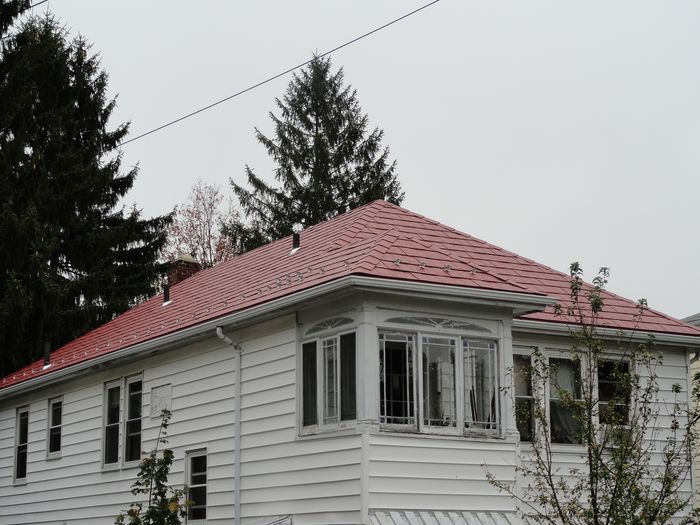 image of Metal Roofing Shingles